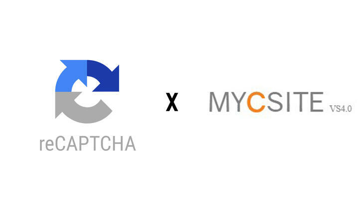 MyCSite doesn't need Captcha